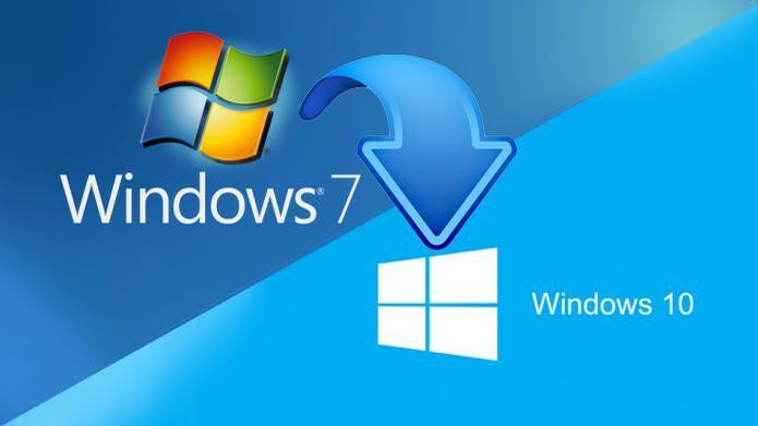 Pasar de Windows 7 a 10